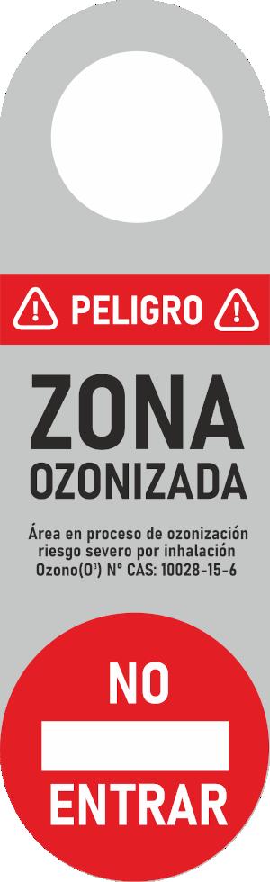 zona ozonizada