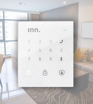 Sistema de alarma de seguridad Inn Alarm