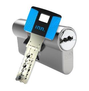 Bombillo de seguridad y Llave de seguridad Inn Key