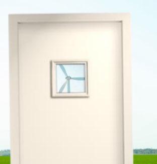 Puerta de seguridad de Inn Door Ecofeel