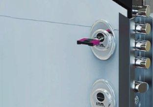 Puerta de seguridad Inn Door Smart